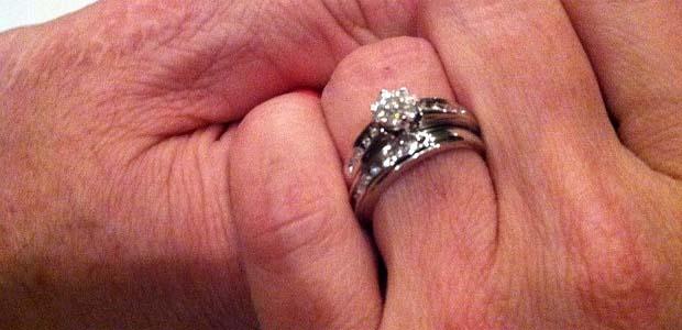 Feliz aniversário de 25 anos de casamento