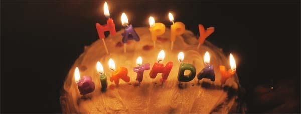 Feliz aniversário querida amiga