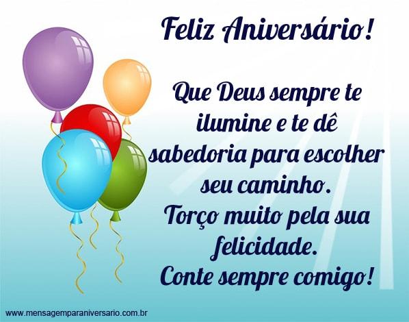 Felicidades Colega De Trabalho Mensagem De Aniversário