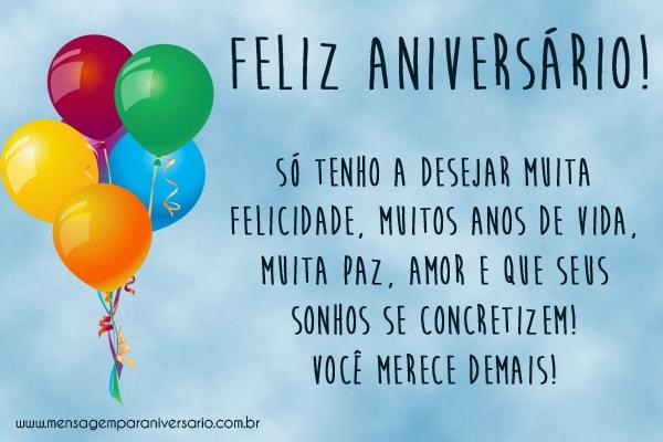 Parabéns E Felicidades Cunhada: Mensagens De Aniversário Para Cunhado